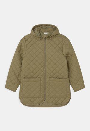 UNISEX - Zimní kabát - khaki