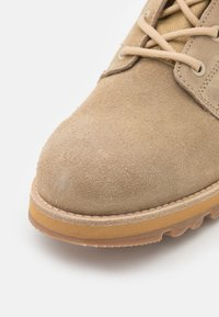 Belstaff - STORM BOOT - Lace-up ankle boots - beige - 5