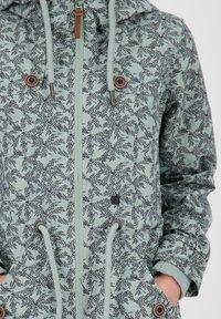 alife & kickin - CHARLOTTEAK - Short coat - slategray - 4