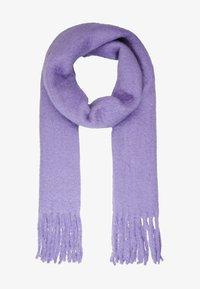 Pieces - Szal - aster purple - 1