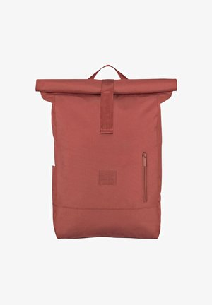 ROLL TOP AARON - Rucksack - red
