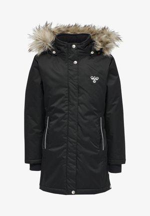 HMLMARTHA  - Płaszcz zimowy - black
