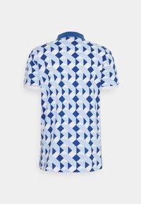 Hackett London - TILE  - Polo shirt - white/blue - 1