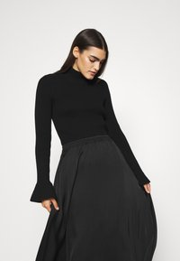 DESIGNERS REMIX - MEA SKIRT - Jupe longue - black - 3