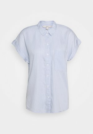 PINSTRIPE - Camicia - light blue