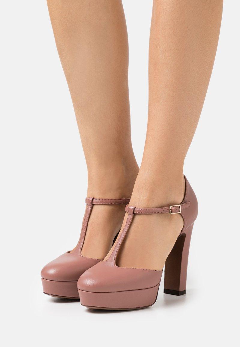 L'Autre Chose - D'ORSAY - High heels - ancient pink