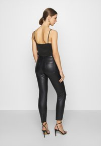 ONLY - ONLEMILY - Trousers - black - 2