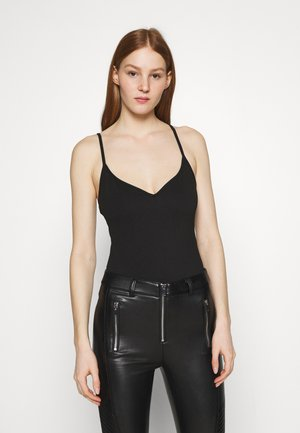 MATIAMU BY SOFIA X STRAP BODY - Top - black