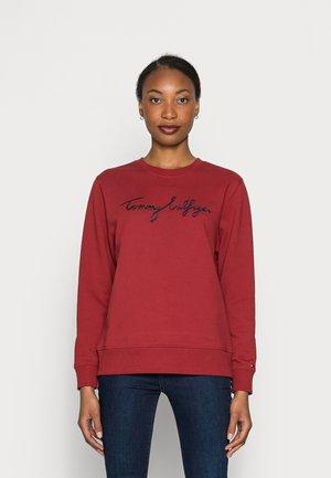 REGULAR GRAPHIC  - Sweater - regatta red