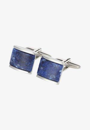 Cufflinks - blue