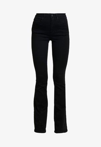 ROYAL HIGH SWEET - Bootcut jeans - black