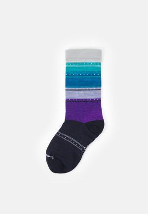 SULAWESI STRIPE CREW  - Sports socks - deep navy