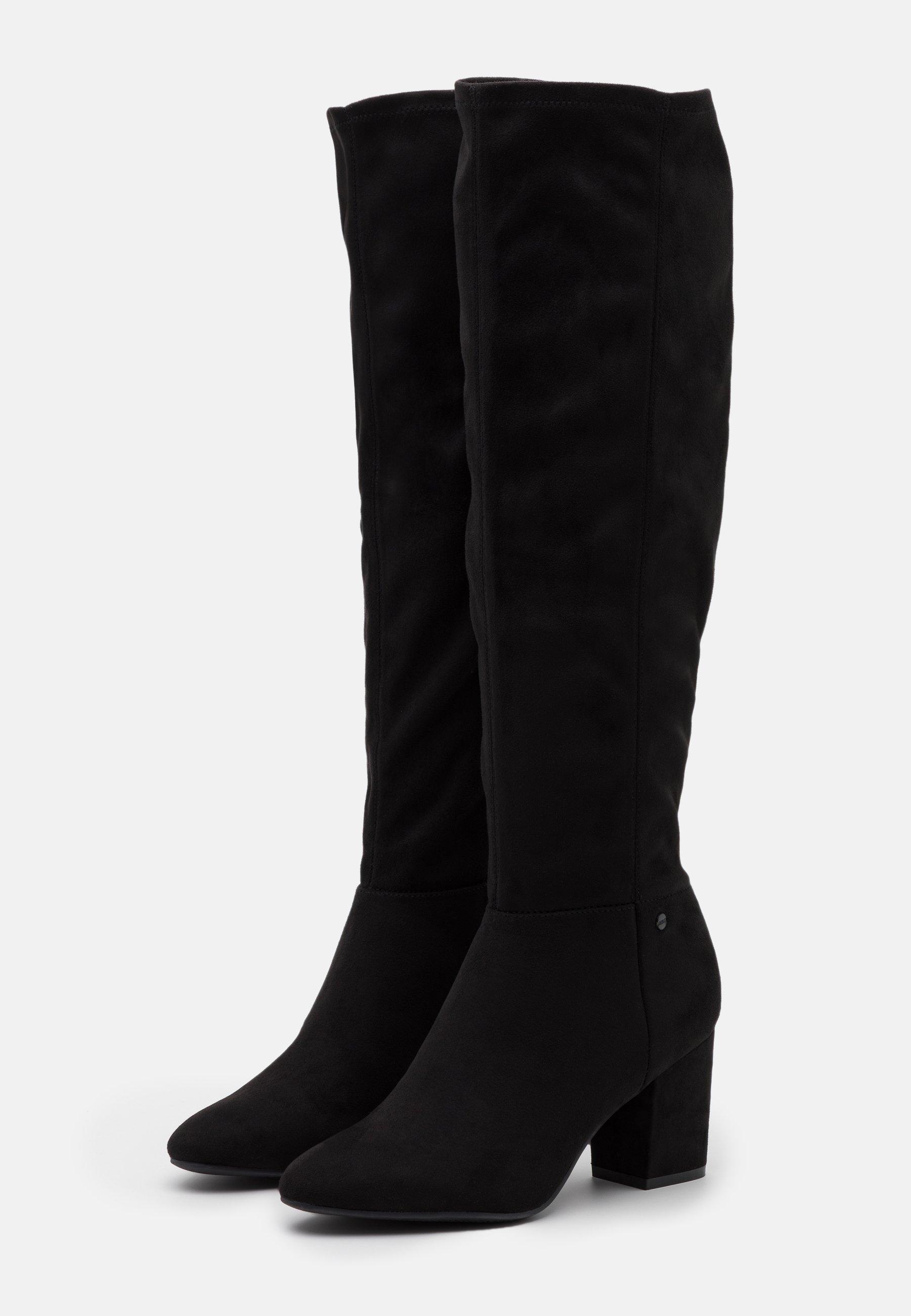 Esprit OXFORD BOOT Stiefel black/schwarz