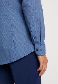 OLYMP No. Six - OLYMP NO.6 SUPER SLIM FIT  - Formal shirt - bleu - 3