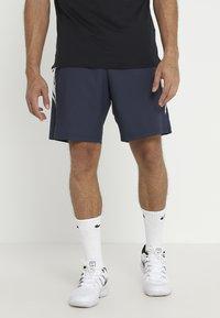 Nike Performance - DRY SHORT - Urheilushortsit - obsidian/white - 0