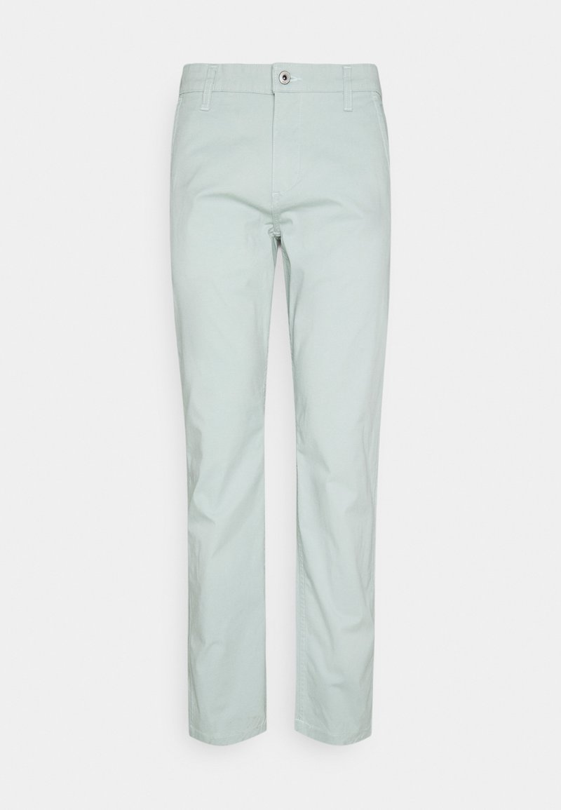 DOCKERS - ALPHA ORIGINAL SLIM - Pantalones chinos - aqua grey