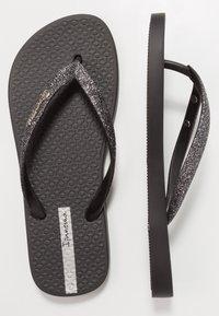Ipanema - LOLITA - T-bar sandals - black - 3