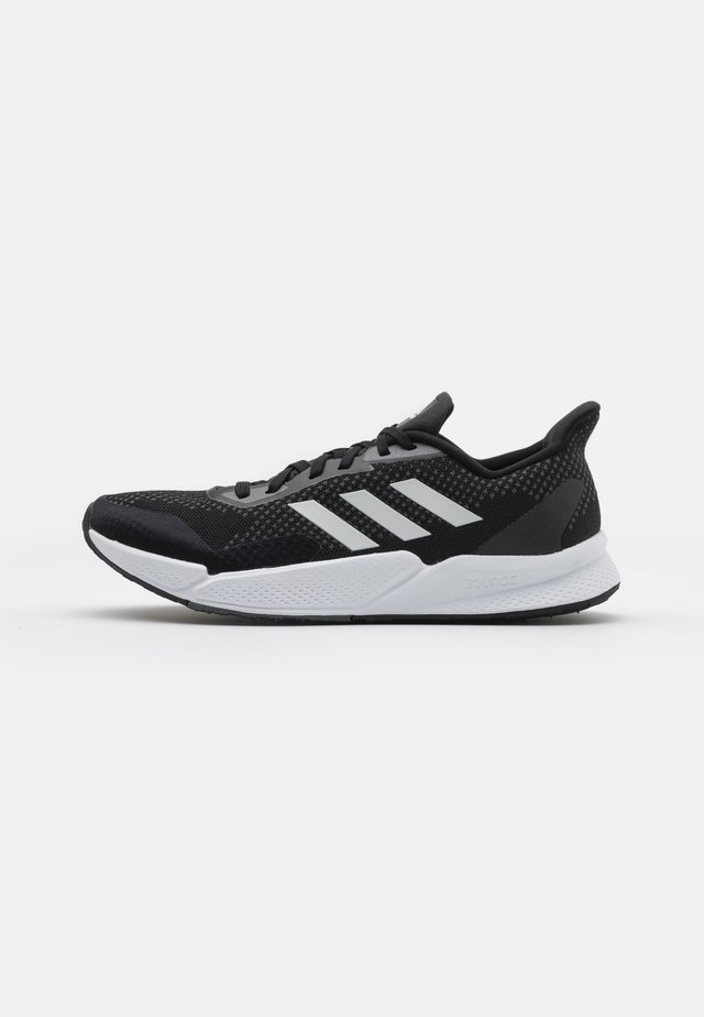 X9000L2 BOUNCE SPORTS RUNNING SHOES UNISEX - Sneakers laag - core black/footwear white/grey five
