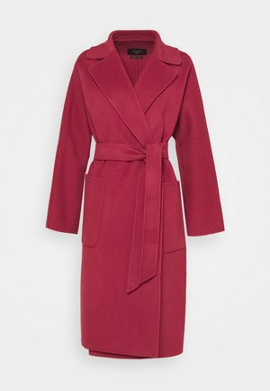 ROVO - Classic coat - bordeaux
