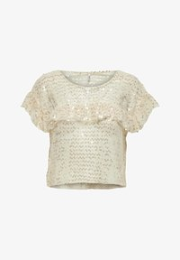 ONLY - Blouse - almond milk - 5