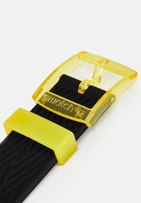 Swatch - TIRE - Chronograaf - yellow - 4