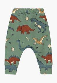 Walkiddy - FUNNY DINOSAURS - Pantalon classique - green - 1