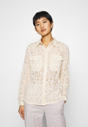 BONNIER - Button-down blouse - creme