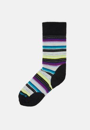 MARGARITA  - Sports socks - black/mauve