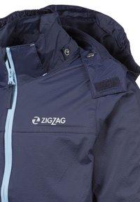 ZIGZAG - Outdoor jacket - blue - 2