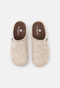 Shepherd - CILLA - Slippers - beige - 5