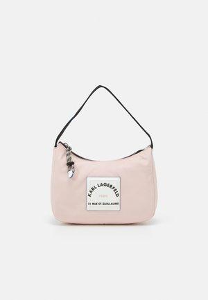 PATCH - Handbag - pastel peach