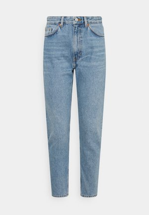 KIMOMO - Jeans straight leg - blue medium dusty
