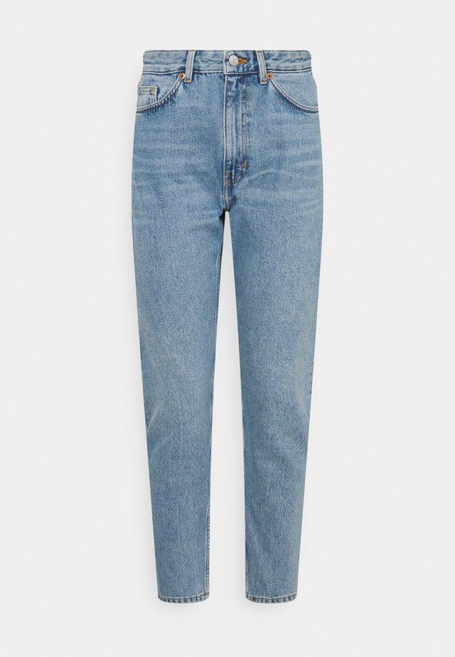 Džíny Straight Fit - blue medium dusty
