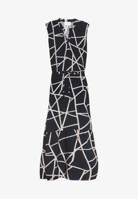 Cartoon - Maxi šaty - black/white - 5
