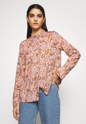 SHADE - Button-down blouse - rose paisley
