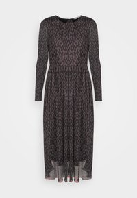 Nümph - NUFREJA DRESS - Maxikjoler - caviar