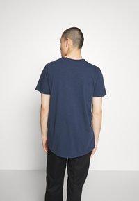 Jack & Jones PREMIUM - JJEASHER TEE O-NECK NOOS - Basic T-shirt - navy - 2