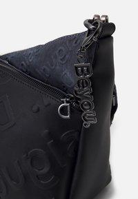 Desigual - BOLS OPERA HARRY MINI - Across body bag - dark blue - 4