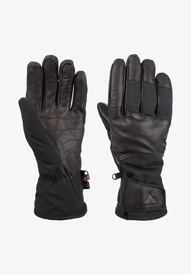 DAVIS  - Gloves - black night