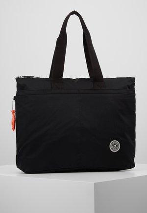 CHIKA - Bolso shopping - brave black