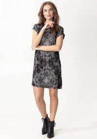 Indiska - LENNY - Day dress - black - 2