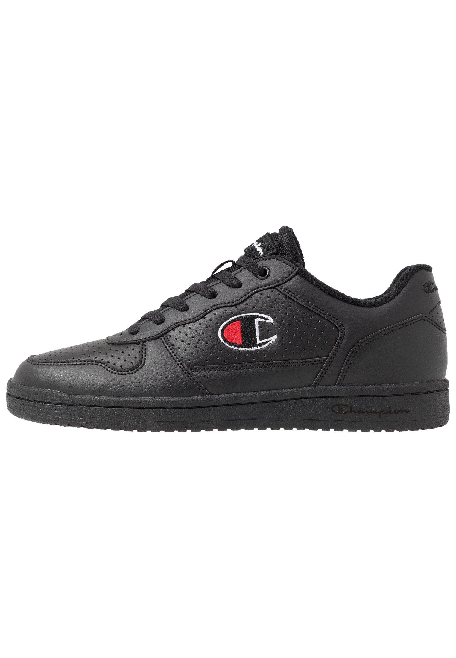 Men LOW CUT SHOE CHICAGO - Sports shoes - black