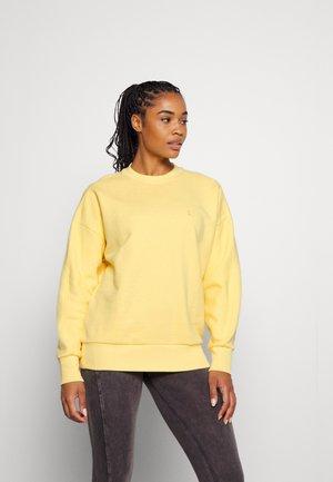 ESSENTIALS  - Felpa - riviera yellow