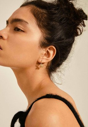 NIA  - Earrings - gold plated