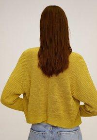 Mango - CULTUR - Vest - limette - 2