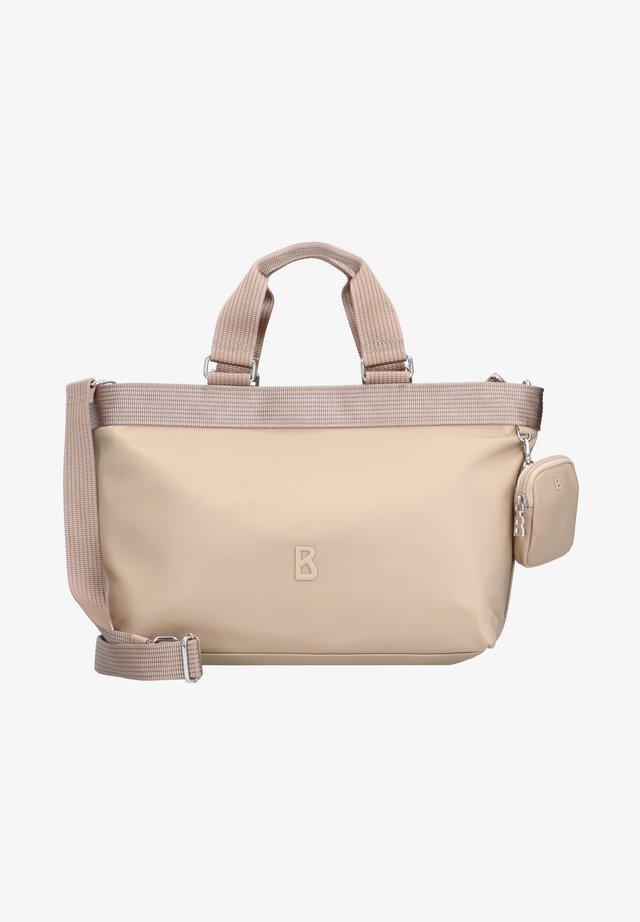 GESA  - Shopping bag - beige
