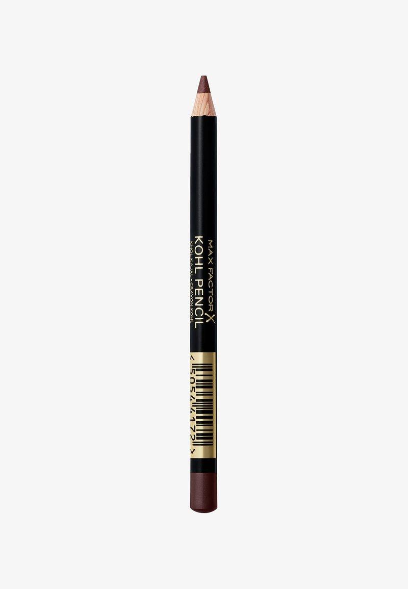 Max Factor - KOHL KAJAL - Eyeliner - 30 brown