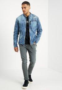 Be Edgy - BEPRISM - Denim jacket - indigo mid - 1