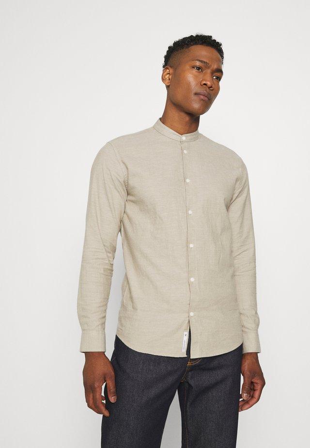 ANHOLT - Overhemd - seneca rock melange