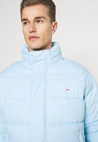 Schott - NEBRASKA - Winter jacket - pale blue - 6